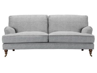 Darlington sofa with castors