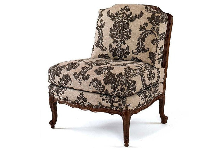Fisher Chair in Fairlane Godiva fabric