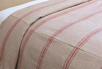 Coverlet-classic red