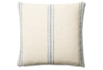 pillow cover- classic marine 20 x 20