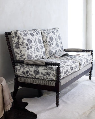 Whitman Chair Settee