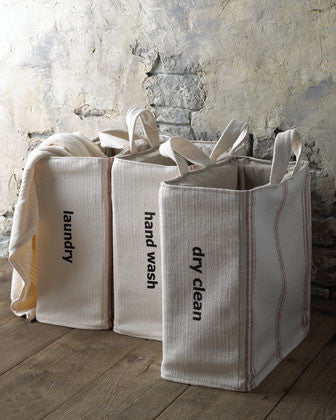 Laundry Hampers - laundry printed