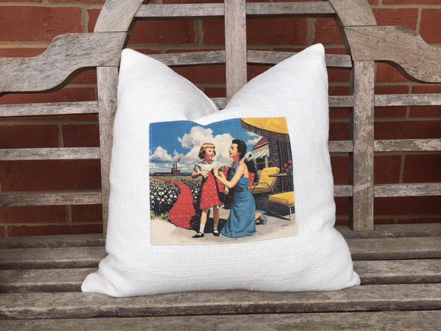 pillow cover - Vintage Mom - 4 styles