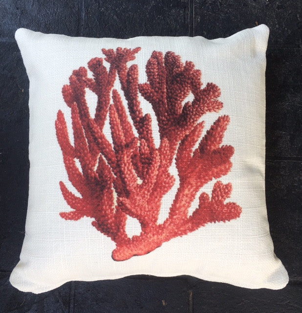 20x20 Red Large Coral Cover