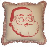 Santa Claus is coming to Town Pillow Covers - select from 9 images