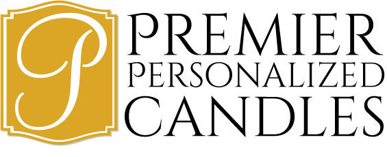 Premier Personalized Candles