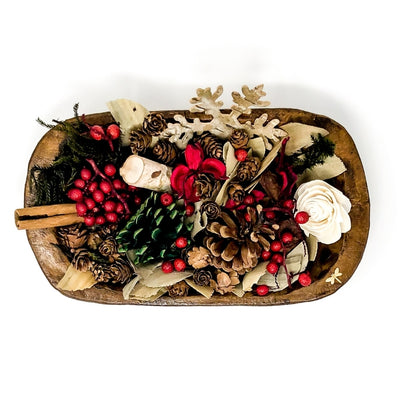 Botanical Bowl Christmas and Holiday Potpourri