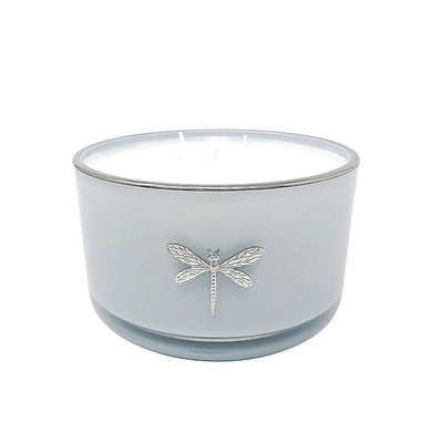 Loring Candle - Sterling Grey