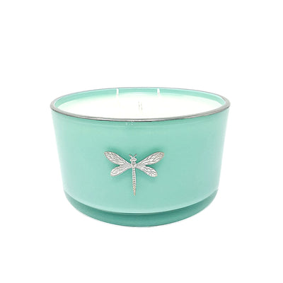 Loring Candle - Tiffany Blue