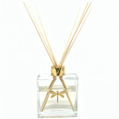 Coconut + Hibiscus Dragonfly Reed Diffuser