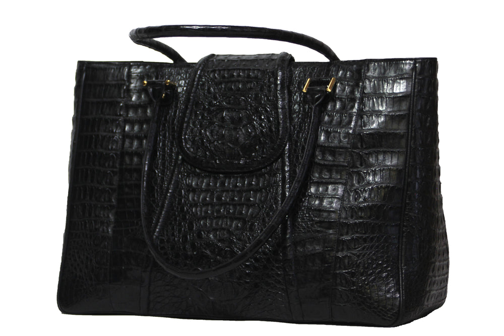 3410 Crocodile Handbag