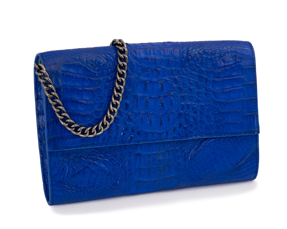 3312 Crocodile Clutch