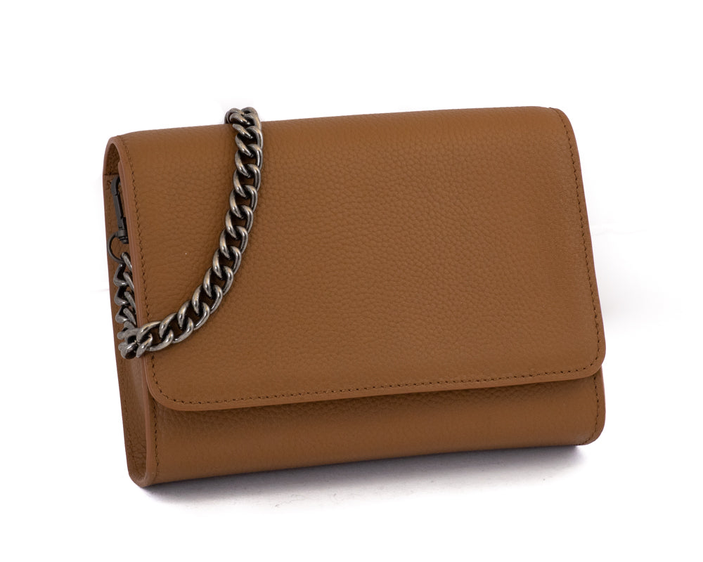 5050 Leather Crossbody