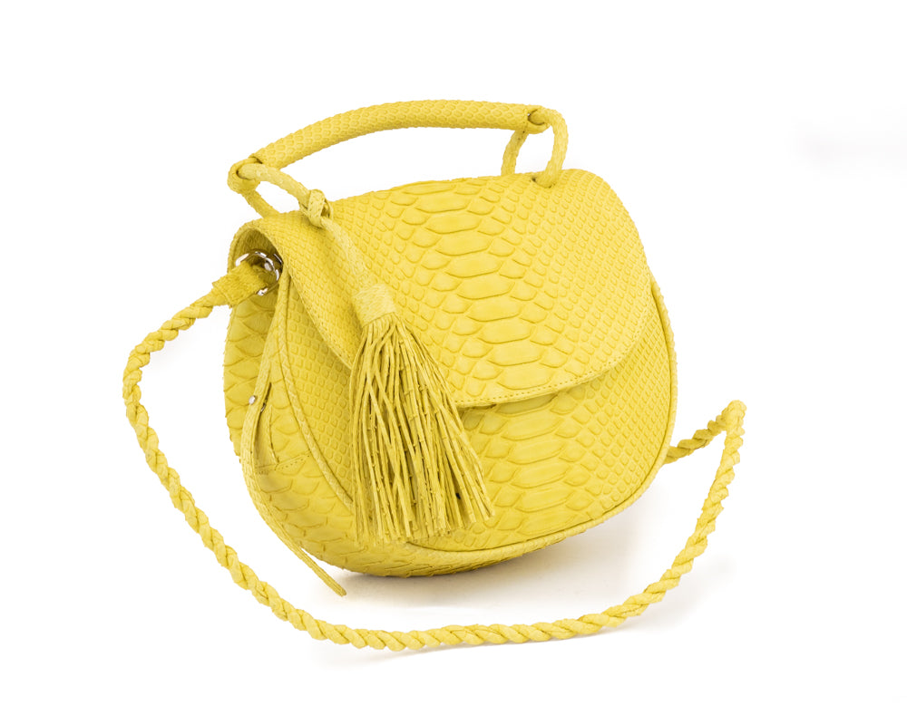 2801 Python Shoulder Bag