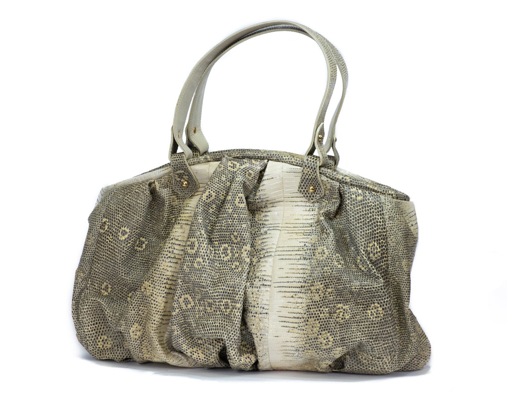 Load image into Gallery viewer, 1802 Lizard Shoulder Bag