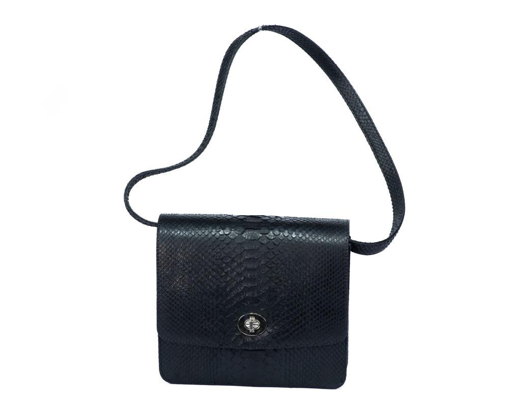 2802 Python Shoulder Bag