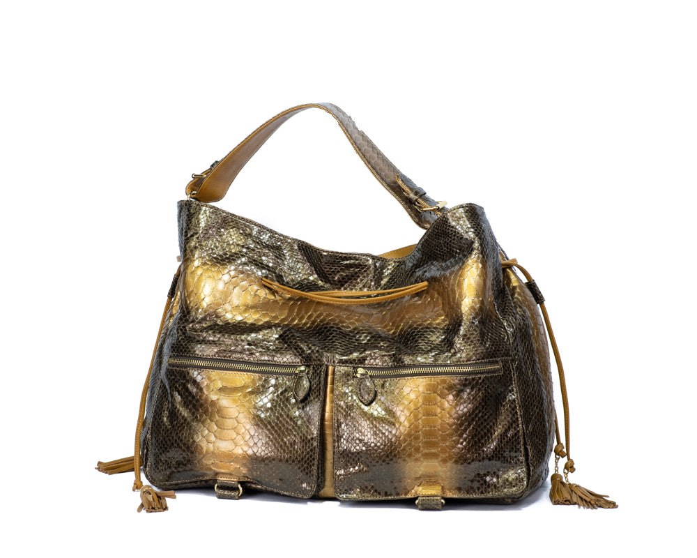 2812 Python Shoulder Bag