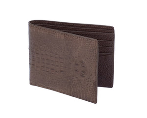 3000 Men's Crocodile Wallet
