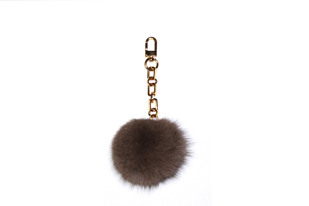 6000 Genuine Fox Fur Pom Pom Accessory