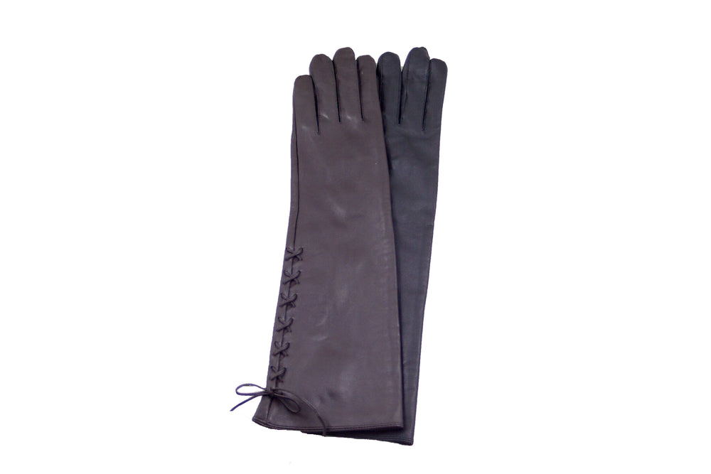 7200 Long Leather Gloves