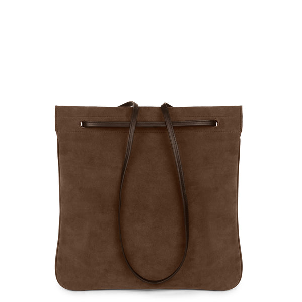 GIRONA in Chocolate Suede