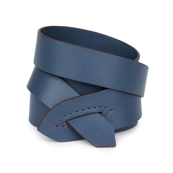 GIRONA WRIST WRAP in Denim Napa