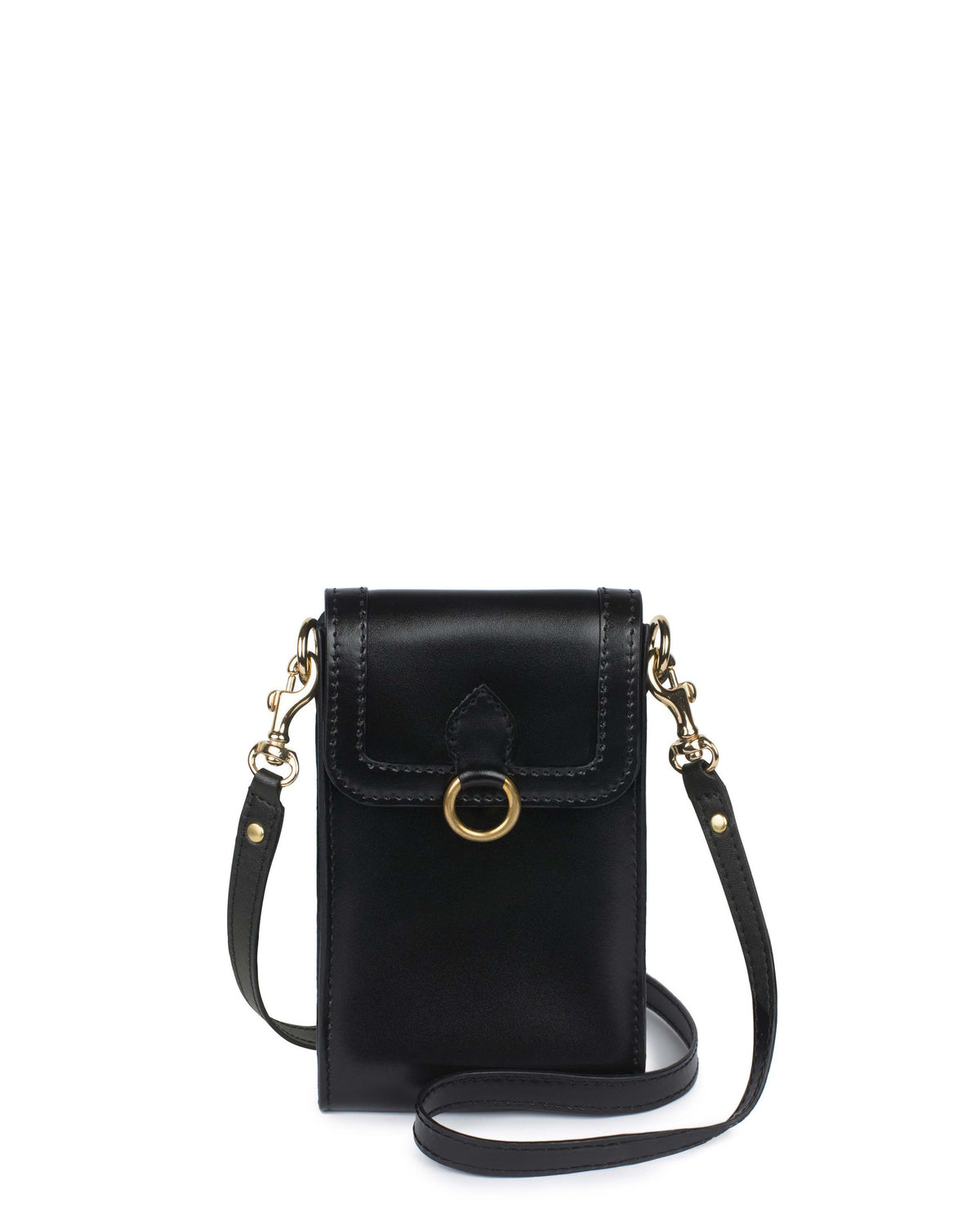 GITANA MINI in Black Napa