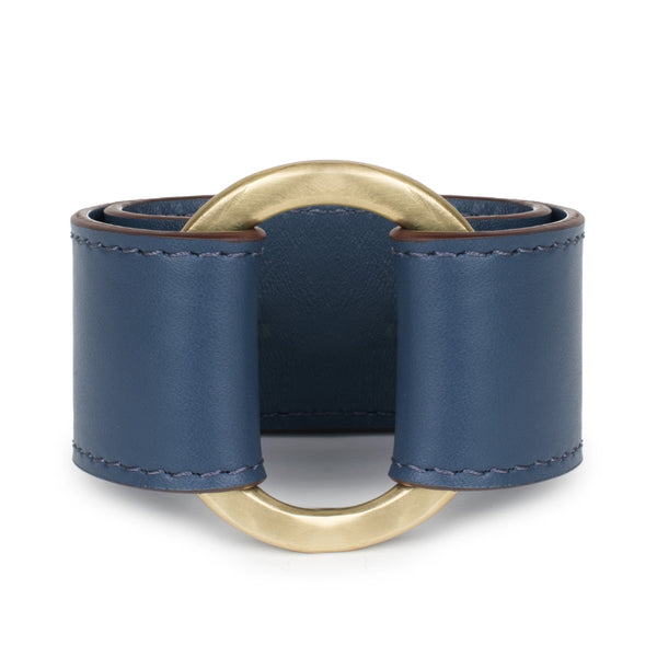 MAJA II CUFF in Denim Napa