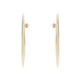 OBLIQUE DROP EARRINGS