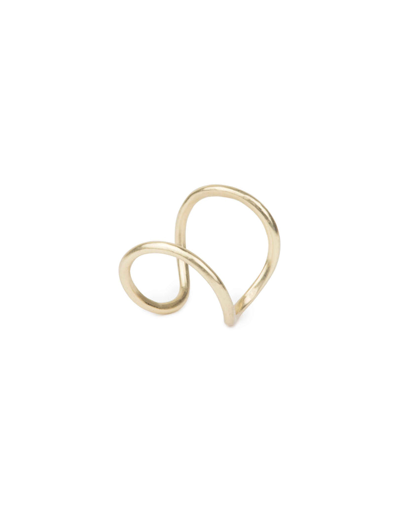 ORIGINS DOUBLE RING CUFF