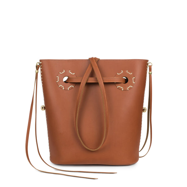SANCHA II in Cognac Bridle Leather