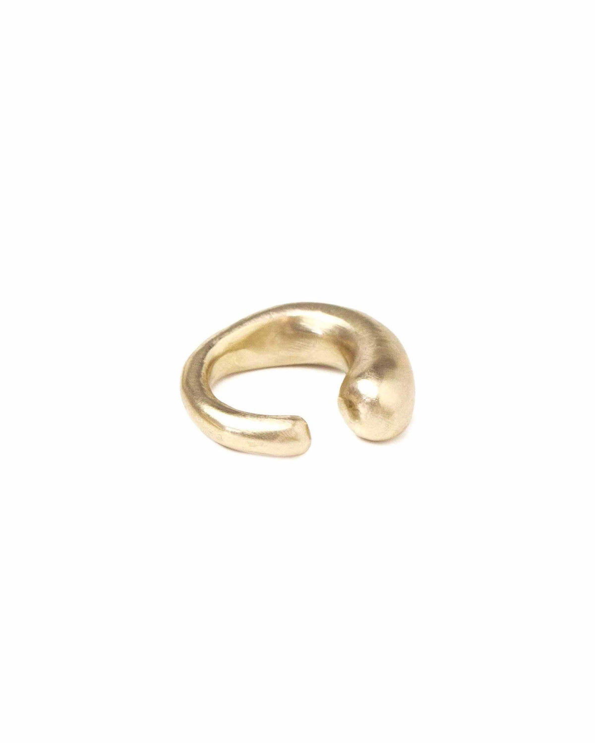 THICK ROUNDED RING IV