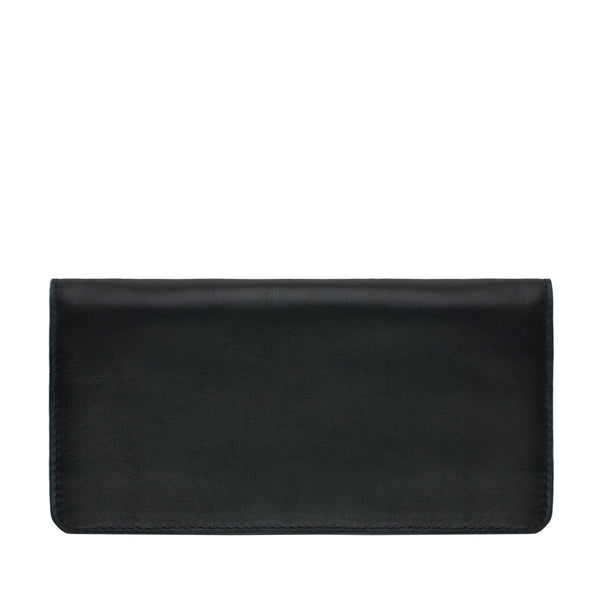 VIDA WALLET in Black Napa