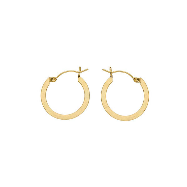 FLAT ESSENTIAL HOOPS