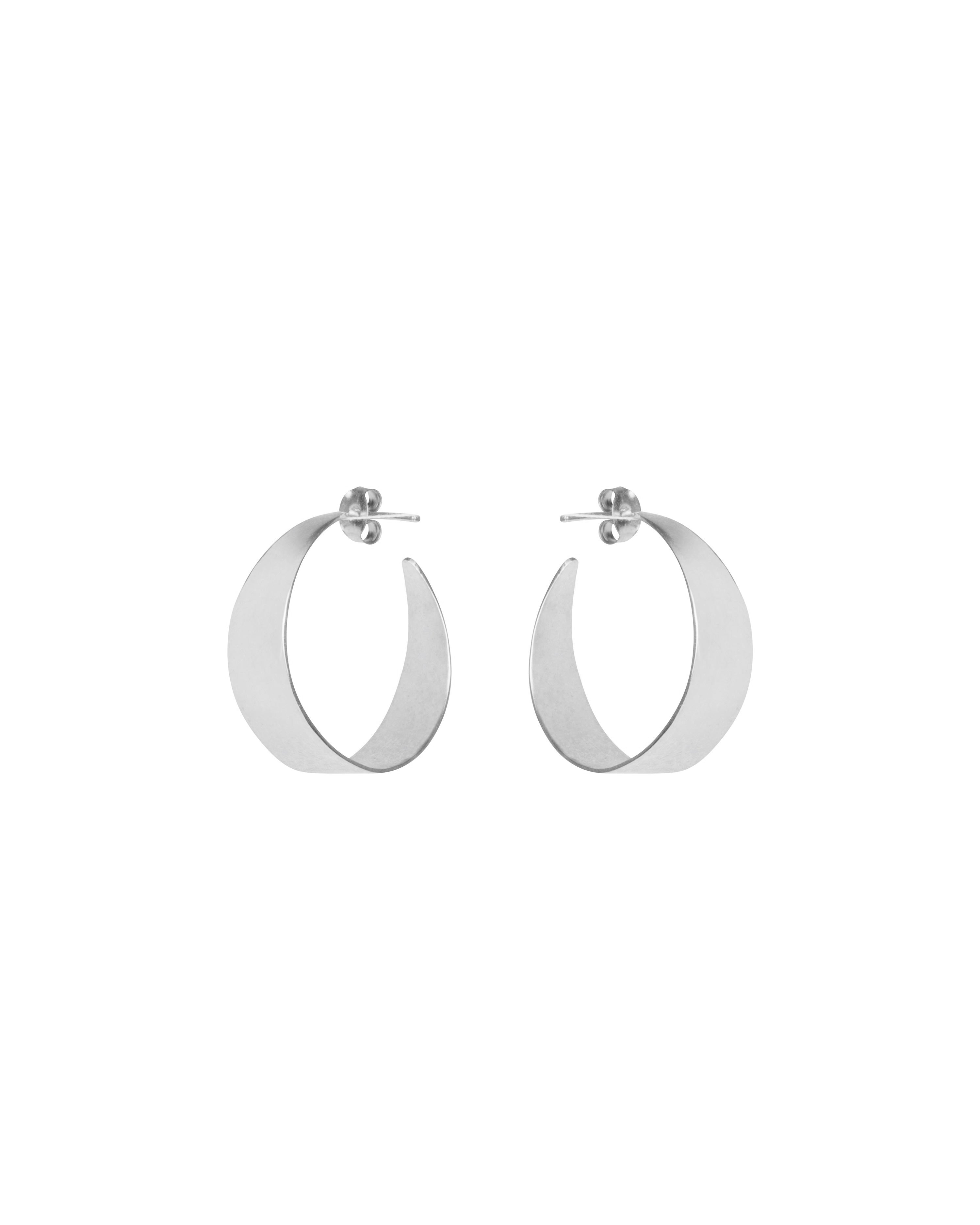 NAKED HOOPS SMALL