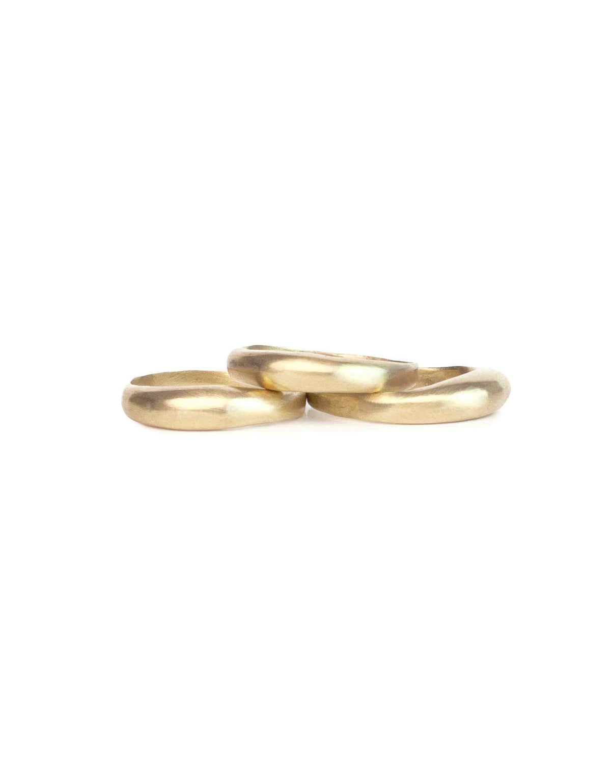 THICK ROUNDED RING