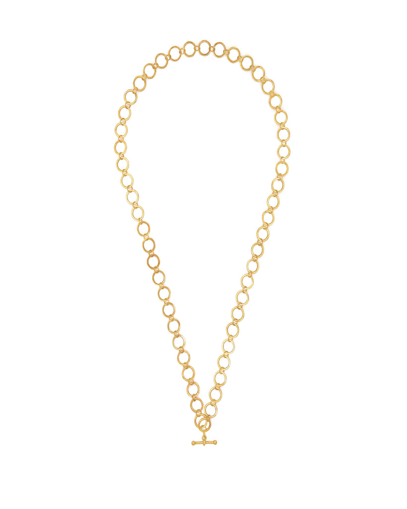 TOGGLE CHAIN NECKLACE II