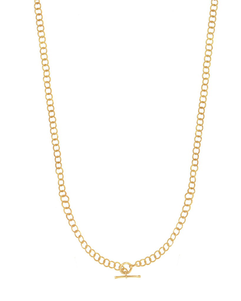 TOGGLE CHAIN NECKLACE I