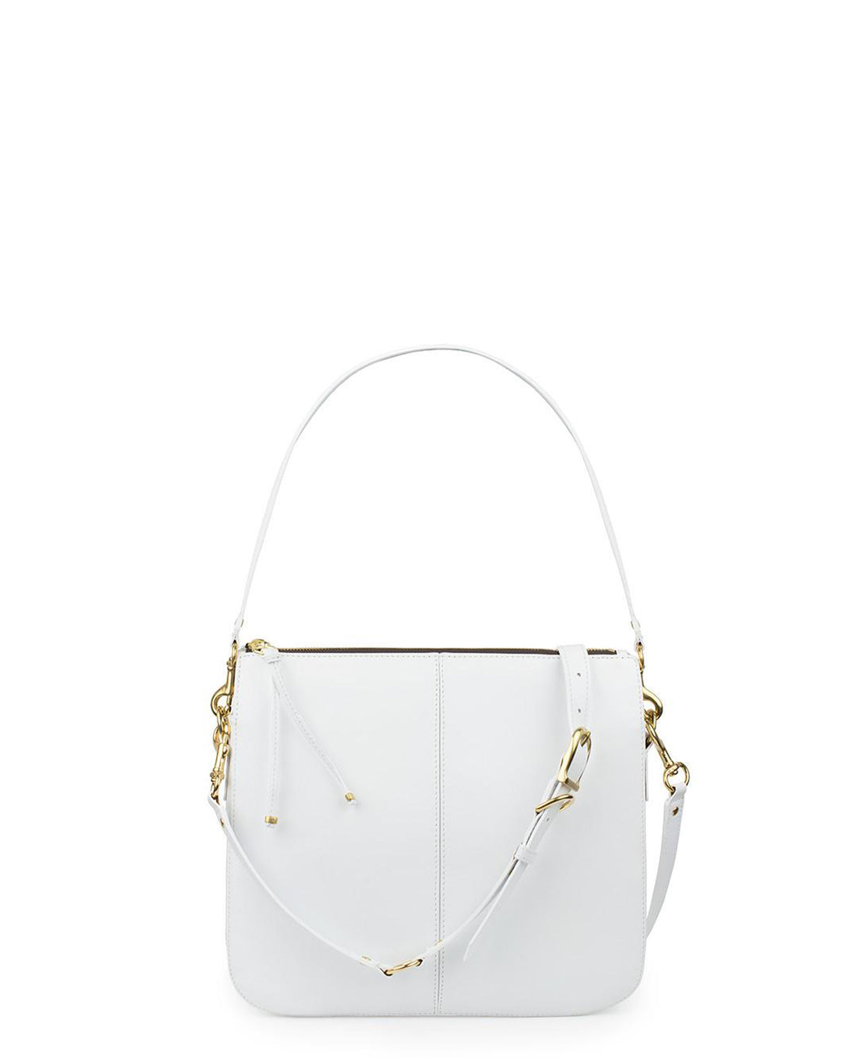 TRIANA MESSENGER in White Napa