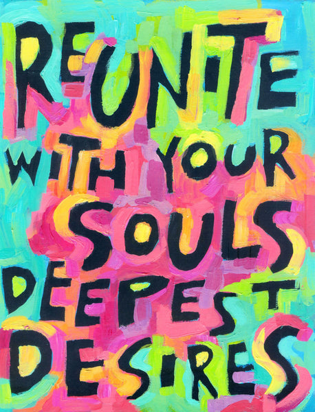 ReUNITE with your Souls Deepest Desire