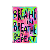 Motivational Wall Art Yoga Meditation Classroom Workout Banner (Size 3'X5')