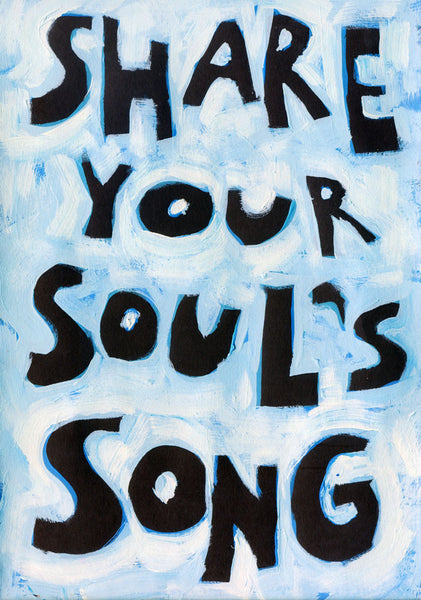Share your souls song