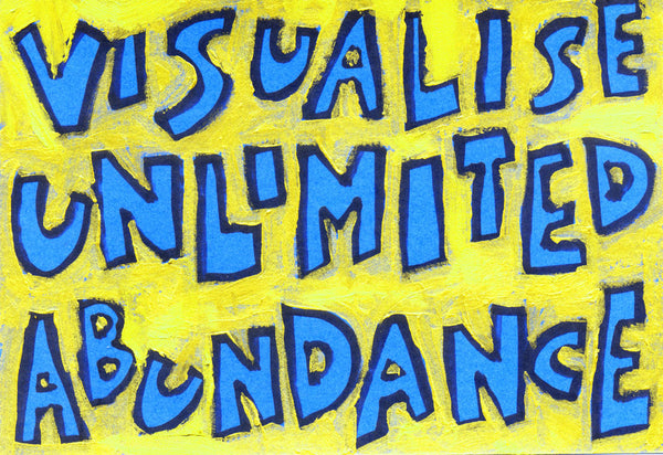 Visualize unlimited abundance