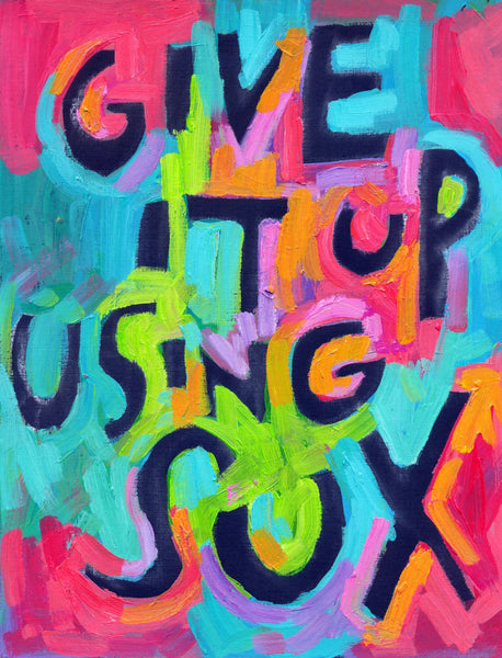 Give is UP Using SUX