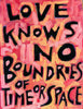 Love knows no boundries of space or time