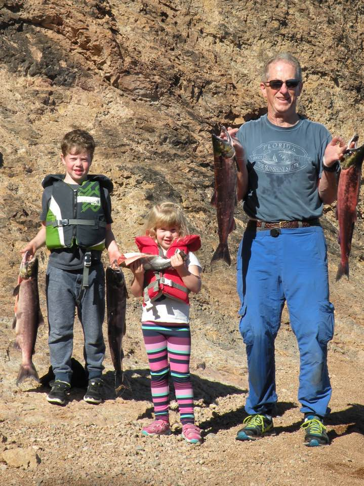 Oscar's Fishing Report, August 30