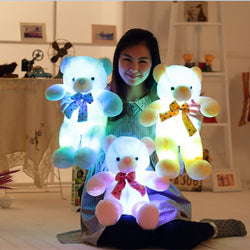 Colorful LED Teddy Bear 50cm