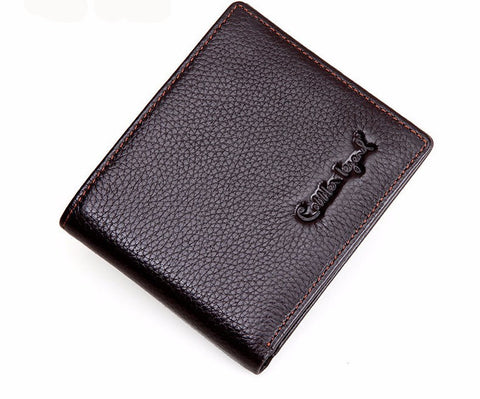 Wallets - Cobbler Legend Slim Men's Wallet