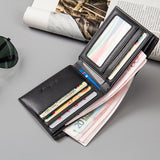 Wallets - Leather Men Wallets