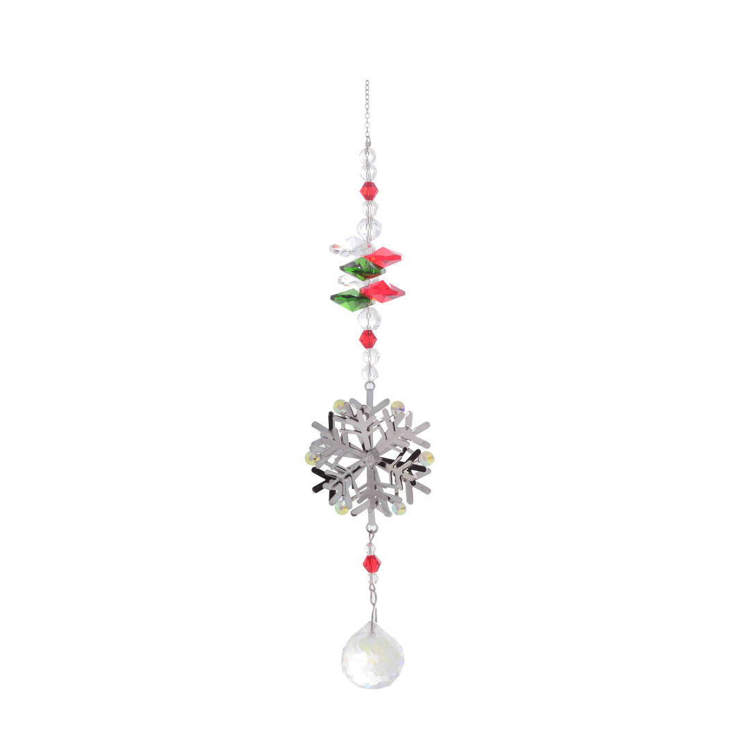 EQUILIBRIUM STAR CLEAR CRYSTAL XMAS SUNCATCHER - Jamjo Online